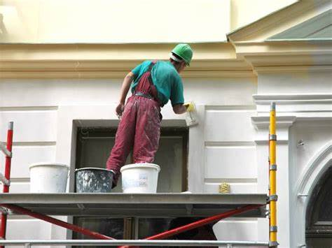 Tilt-up Repairs and Painting